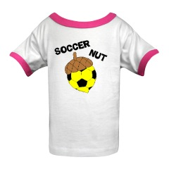 Soccer Nut Toddler Shirt