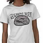 Geography Rocks Shirt