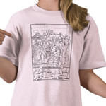 Orchestra Hidden Objects Shirt