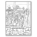 Orchestra Hidden Objects Poster